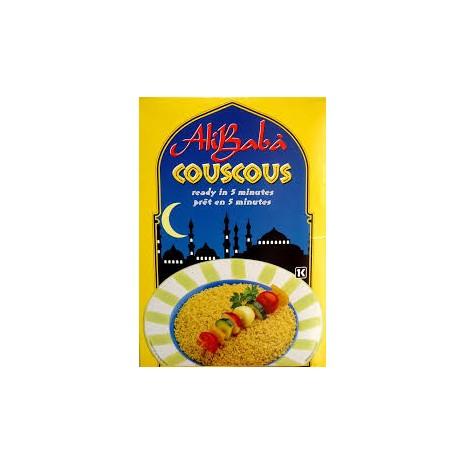 SEMOLA COUSCOUS