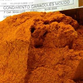 CONDIMENTO CARACOLES MOLIDO