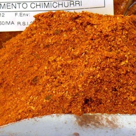 CONDIMENTO CHIMICHURRI MOLIDO (ARGENTINA)