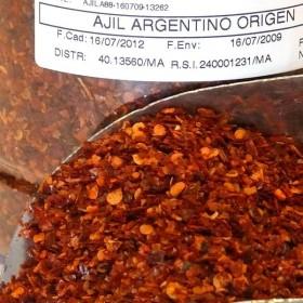 AJI ARGENTINO ORIGEN