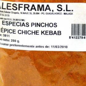 ESPECIAS KEBAB