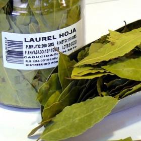 LAUREL HOJAS