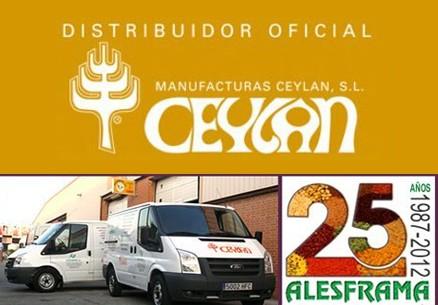 Distribuidor Oficial de Ceylan en Málaga