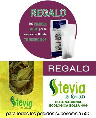 REGALO STEVIA